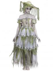 Disfraz zombie siglo XIX Halloween