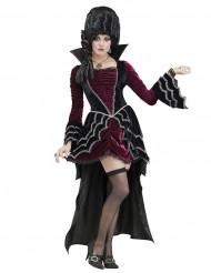 Disfraz vampiresa gótico mujer