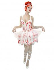 Disfraz bailarina zombie mujer