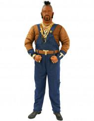 Disfraz héroe serie TV años 80 adulto