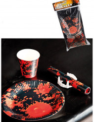 Kit de decoración para mesa terror
