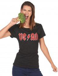 Camiseta Vegan mujer