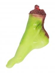 Pie de zombie ensangrentado 25 x 7 x 15 cm Halloween