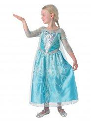 Disfraz premium Elsa Frozen™ niña