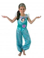 Disfraz con tiara Jasmine™ niña