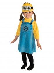 Disfraz vestido Los Minions™ bebé