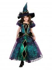 Disfraz de bruja niña Halloween