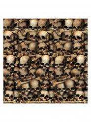 Decoración catacumbas esqueletos Halloween