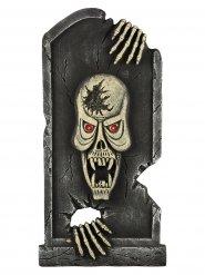 Lápida esqueleto 90x44.5x4 cm