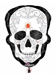 Globo calavera Día de los muertos 45 x 61 cm