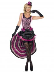 Disfraz de bailaora burlesca mujer