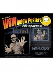 Pegatina ventana momia 2 piezas 91 x 152 cm