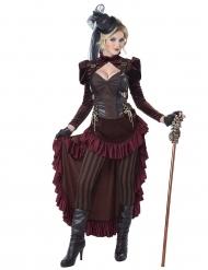 Disfraz steampunk sexy mujer
