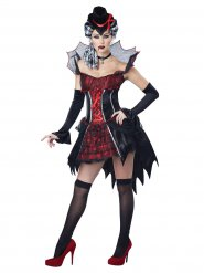 Disfraz de vampiro para mujer