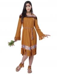 Disfraz de india bohemia para mujer