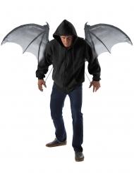 Alas de murciélago demonio 122 cm