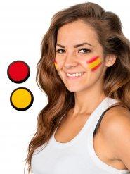 Maquillaje de colores de España 2 piezas