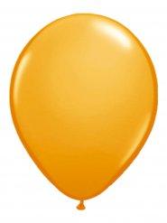 Decoración fiesta globos 20 piezas naranja 13 cm