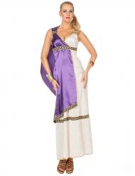 Disfraz diosa romana antigüedad mujer