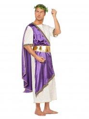 Disfraz emperador romano hombre