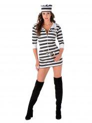 Disfraz de prisionera mujer