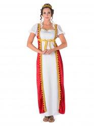 Disfraz medieval para mujer