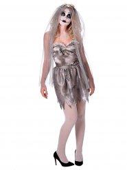Disfraz de novia fantasma Halloween