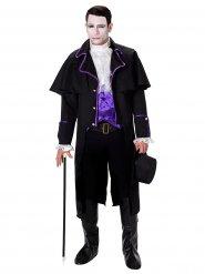 Disfraz vampiro gótico hombre