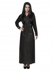 Chaqueta larga gótica vampiro mujer Halloween