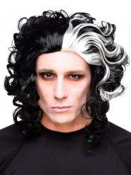 Peluca Halloween barbero asesino