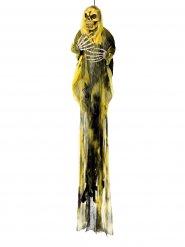 Segador amarillo Halloween 110 cm