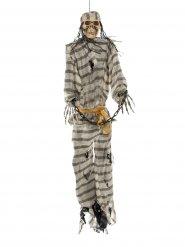 Esqueleto prisionero para colgar 106 cm