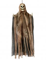 Decoración segador esqueleto para colgar