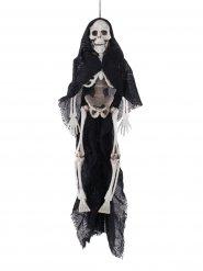 Decoración para colgar negro Halloween 40 cm
