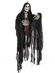 Decoración para colgar esqueleto 11 x 90 x 91 cm