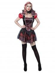 Disfraz de vampiro para mujer Halloween