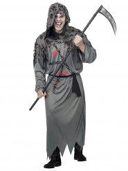 Disfraz segador Halloween hombre
