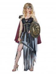 Disfraz gladiadora sexy mujer