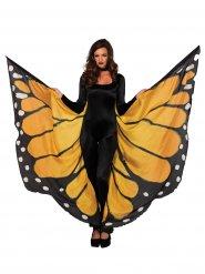Alas de mariposa gigantes adulto