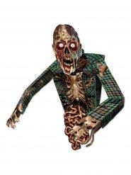 Figura de cartón zombie Halloween 86 cm