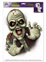 Decoración Halloween pegatina monstruo miedo