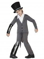 Disfraz mayordomo fantasma zombie Halloween
