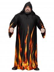 Disfraz demonio del infierno hombre Halloween