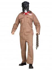 Disfraz perro loco Halloween adulto