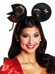 Diadema ratón zombie Halloween