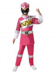Disfraz de Power Rangers™ rosa para niña1