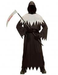 Disfraz de segador terrorífico niño Halloween