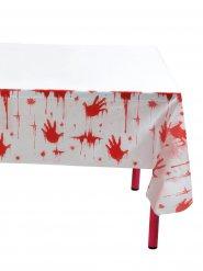 Mantel impresiones sangrientas Halloween