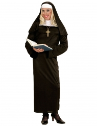 Disfraz humorístico religiosa adulto