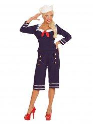Disfraz de marinero para mujer